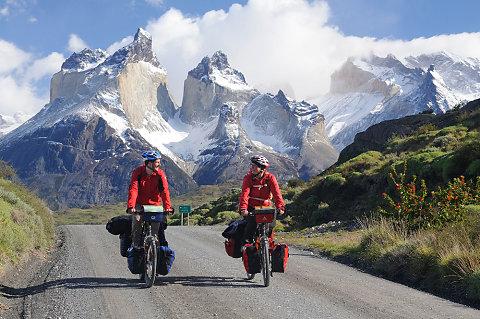 Südamerika Fahrradreise