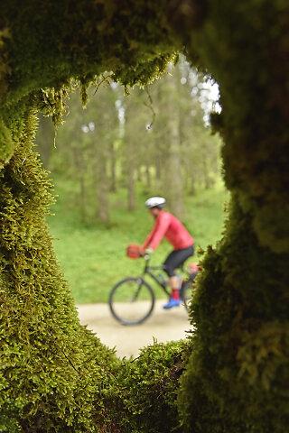 Radreise Alpen in Bayern